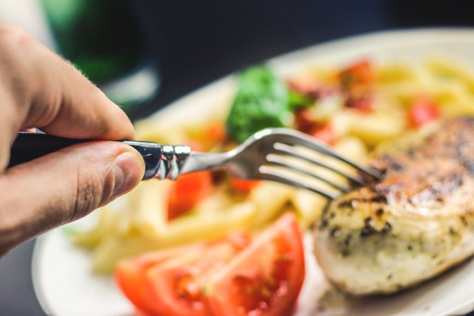 food-balance chicken-dinner